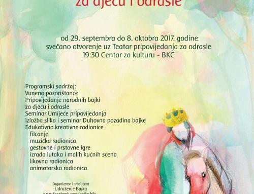 Festival bajke 2017