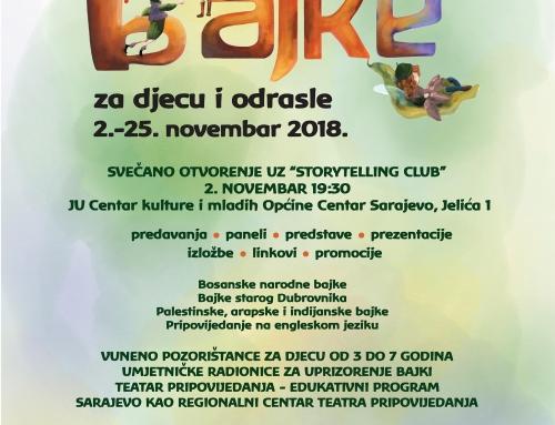 Festival bajke 2018