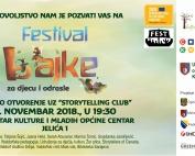 Festival bajke pozivnica
